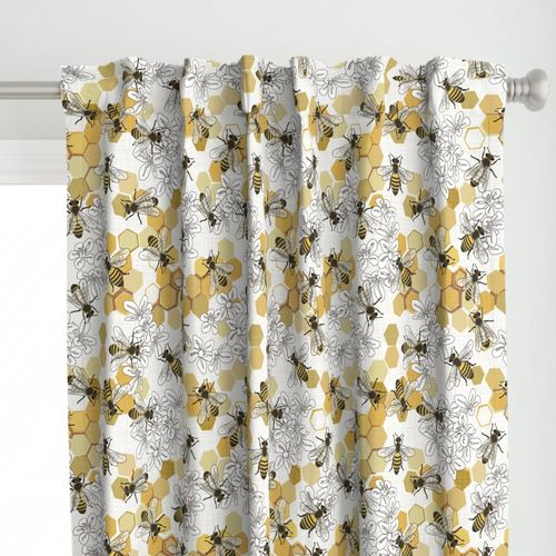 Chickens /& Hens Digital Printed Linen Cotton Fabric Curtain Upholstery Cushion
