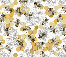 Save The Honey Bees - New