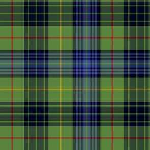 Stewart hunting alternate tartan, 12""