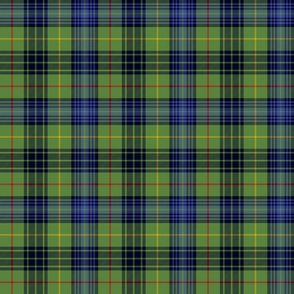 Stewart hunting alternate tartan, 6""