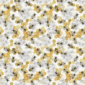 Save The Honey Bees - Small