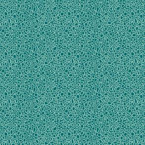 Pebbles - blue
