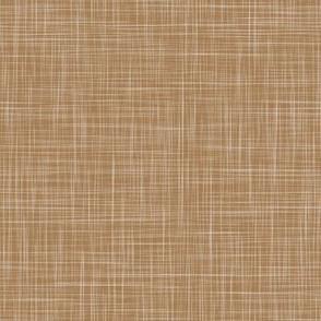 Solid Linen -Brown