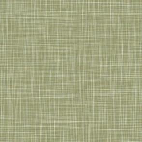 Solid Linen - Sage