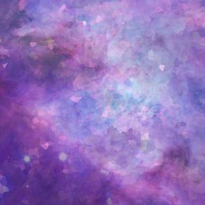 purple galaxy geo