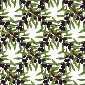 olives pattern 03