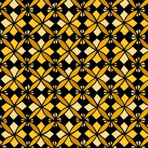 Tiled Lily - Yellow