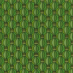 Macrame Madness - Green