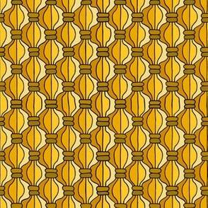 Macrame Madness - Yellow