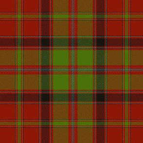 Stewart of Ardshiel, 1816 clan tartan