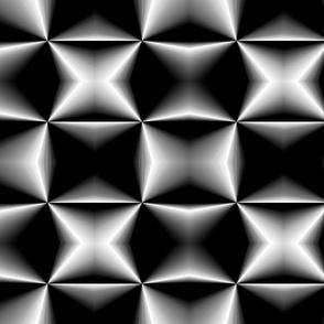 black_white_metallic_geo_print