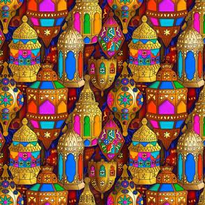 Lanterns of souk
