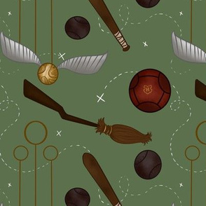 Wizarding Sport