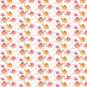Cute Mice Pattern