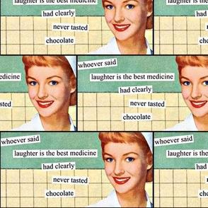 Nurses for Chocolate!
