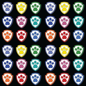 Badges for paws (Small)