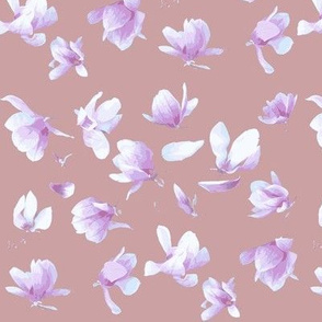 Tulip Magnolia (Plum Brown)