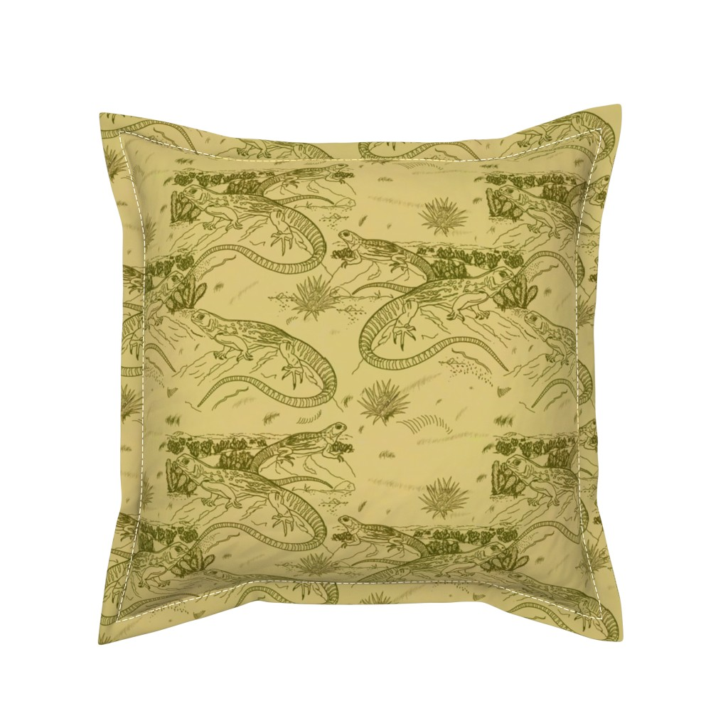 Serama Throw Pillow featuring The Endangered Species_1 by isabella_asratyan