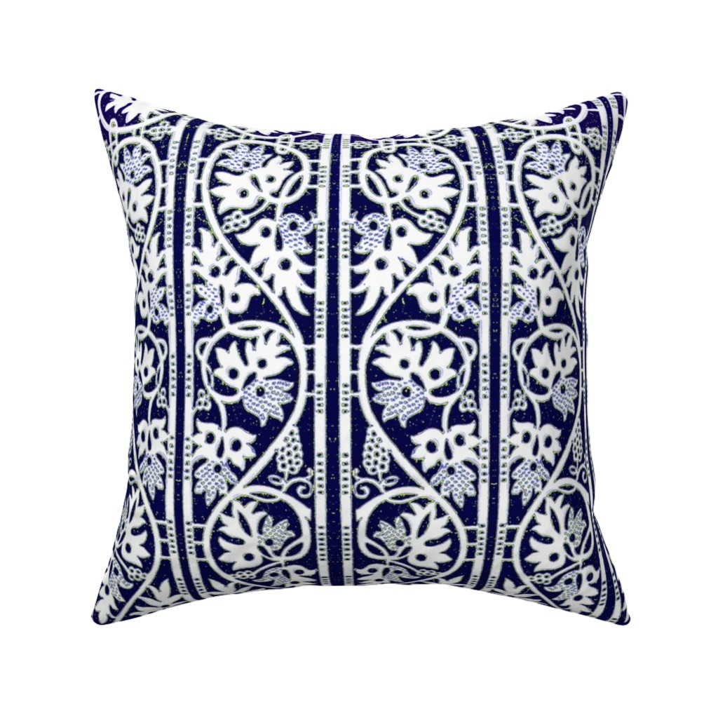 Catalan Throw Pillow featuring 16eme siecle 149 by hypersphere