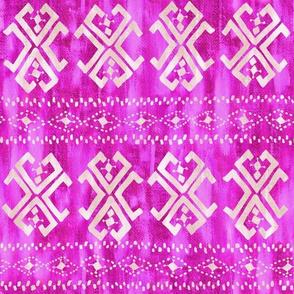 Justina Mark hot pink