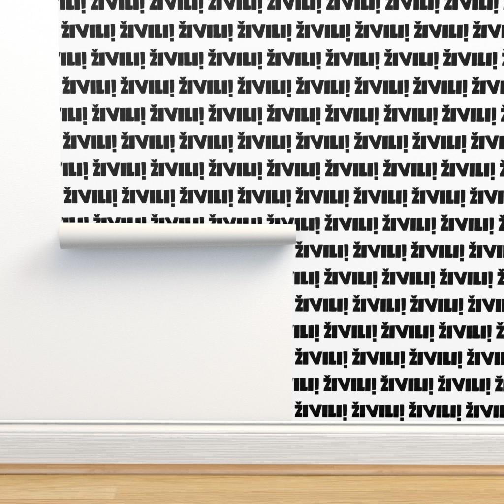 Isobar Durable Wallpaper featuring zivili! by jerseymurmurs