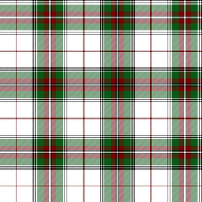 "Stewart royal tartan (Vestiarium Scoticum) 6"" bright"