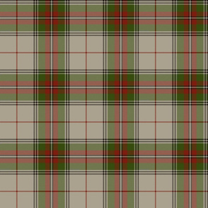 "Stewart royal tartan (Vestiarium Scoticum) 6"" muted"