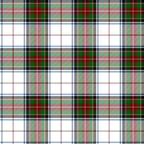 "Stewart Victoria royal tartan, 6"" modern"