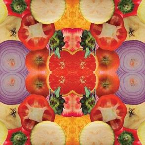Fruits&Veggies Kaleido