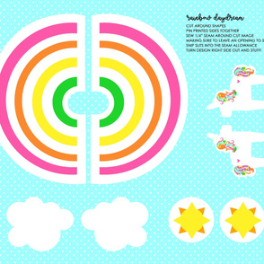 Rainbow Daydream 1