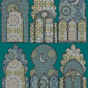 Marrakesh Arches