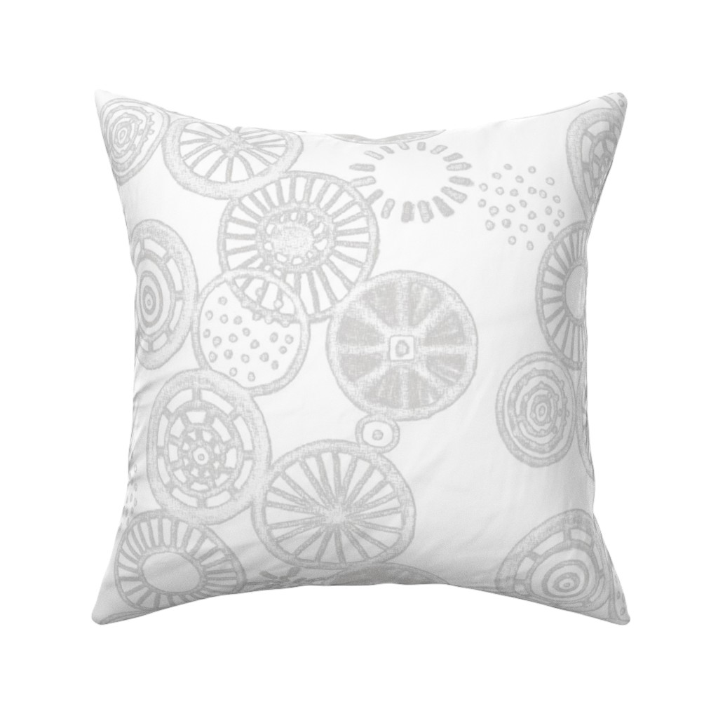 Catalan Throw Pillow featuring How many wheels does it take... by Su_G by su_g