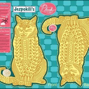 That Yarn Cat CUT & SEW DIY