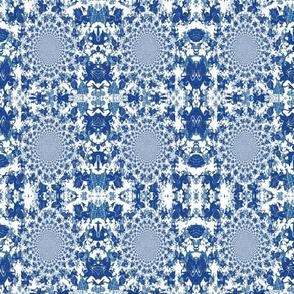 Blue Dargon Burst