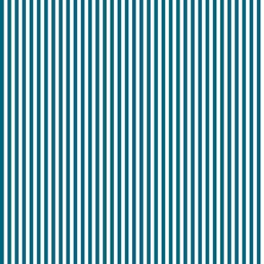Stripes Vertical Teal Blue