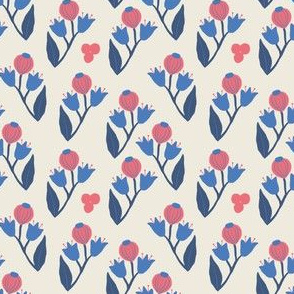 Ditsy Grandma Floral
