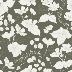 matryoshka dolls  // red // little matryoshka collection