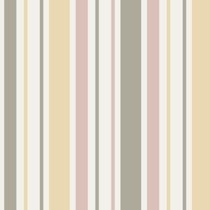 dolls & flowers // blue-grey // little matryoshka collection