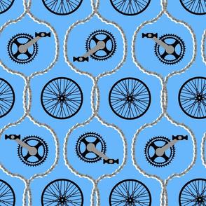 bike chain ogee