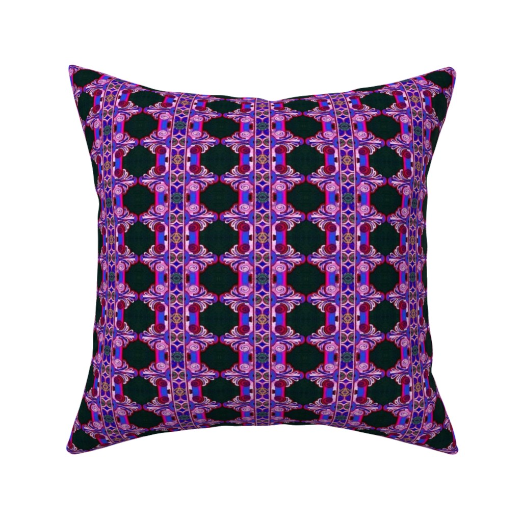 Catalan Throw Pillow featuring 16eme siecle 160 by hypersphere