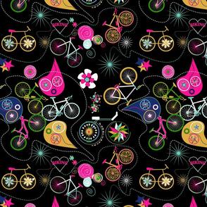 Cycledelic Black
