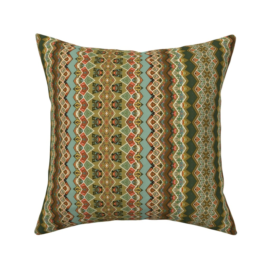 Catalan Throw Pillow featuring 16eme siecle 164 by hypersphere