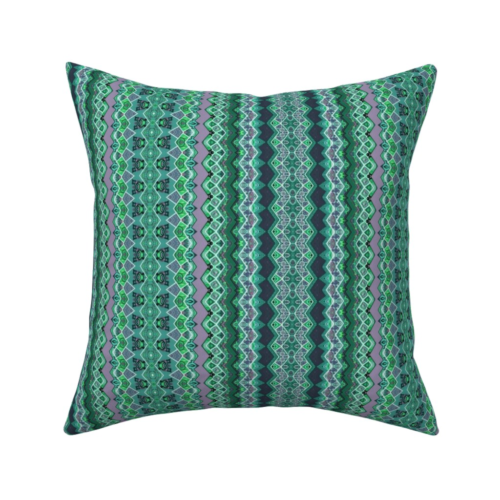 Catalan Throw Pillow featuring 16eme siecle 166 by hypersphere