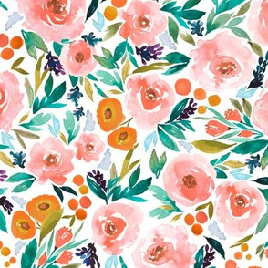 Indy bloom Design Pink Berry Blossom B
