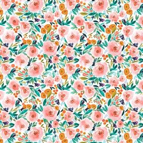 Indy bloom Design Pink Berry Blossom A