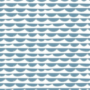 small clouds // mint-petrol // fun fair collection