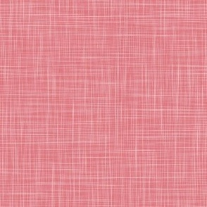 Solid Linen - Dark Pink (cycling)