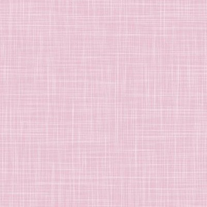 Solid Linen - Light Pink (cycling)