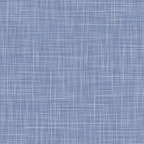 Solid Linen - Periwinkle ( cycling )