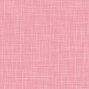 Solid Linen - Pink (cycling)